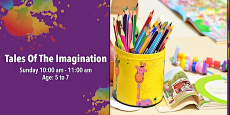 Tales of The Imagination tickets