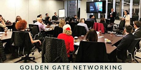 Golden Gate Virtual Networking - Open House tickets
