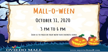 Mall-O-Ween tickets