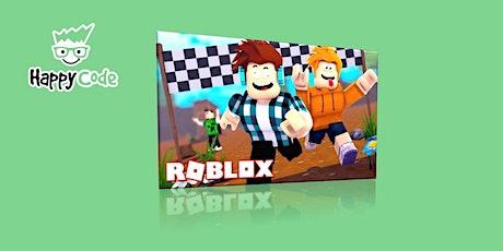 Programação de Jogos - Roblox (Happy Code Campo Ourique) bilhetes