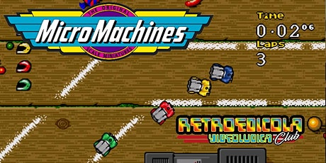 Torneo: Micro Machines Turbo Tournament biglietti