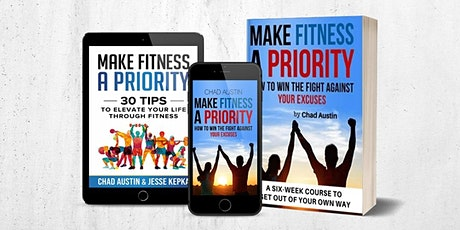 Win The Fight Against Your Excuses & Make Fitness A Priority tickets