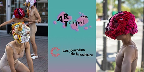 ARTchipeL 2020 — Putting Shapes into Place: Workshop by Laura Acosta billets