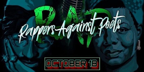 RAPPERS AGAINST POETS @ iCLUB| 7PM SUN OCT THE 18 tickets
