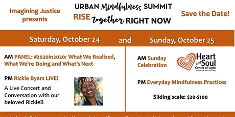 Urban Mindfulness Summit 2020 tickets
