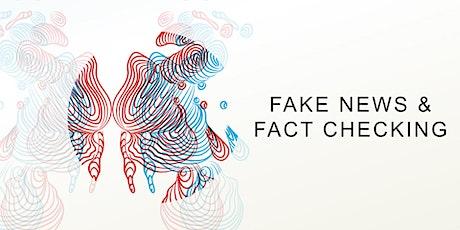 Spotting Bullshit: Fake News & Fact Checking   Shannon Bakker tickets