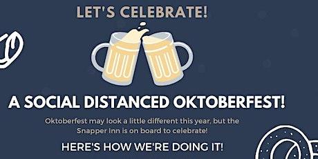 Oktoberfest at the Snapper Inn tickets