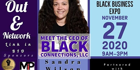 Black Connections Annual Fall Black Business Expo tickets