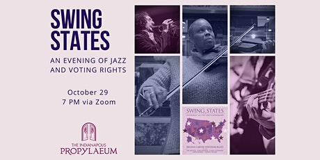 Swing States: An Evening of Jazz and Voting Rights tickets