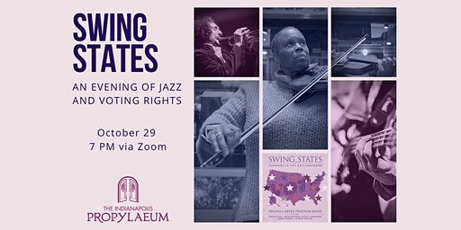 Swing States: An Evening of Jazz & Voting Rights