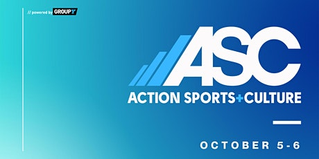 ASC Action Sports + Culture tickets