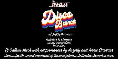 Disco Brunch tickets