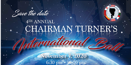2020 Chairman Turner's International Ball tickets