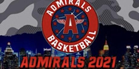 Tri-State Admirals Combine BK/NYC tickets