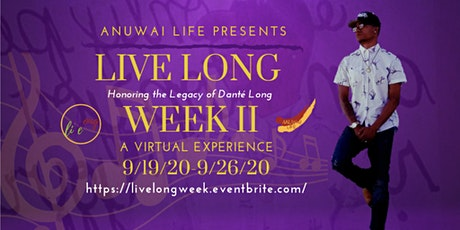 2nd Annual Live Long Week tickets