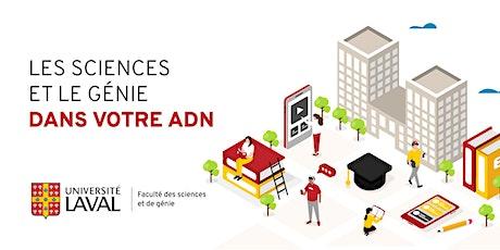 Séance d'information - Nos baccalauréats en sciences billets