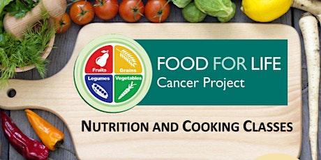 Plantspiration® VIRTUAL FFL Class: Fueling Up On Low Fat High Fiber Foods tickets