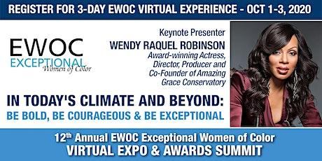 12th Annual EWOC Virtual Expo & Awards Summit tickets