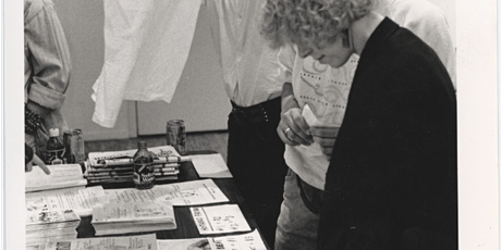 Chicago Zine Culture Roundtable: From the First Queer Zine Fest to Now tickets
