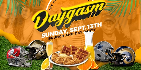DAYGASM BRUNCH AND DAY PARTY AT LEVEL tickets