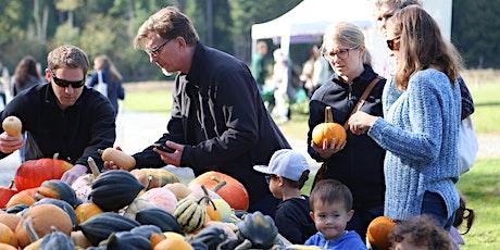 Volunteer Harvest Day tickets