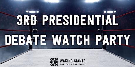 Virtual Debate Watch Party tickets