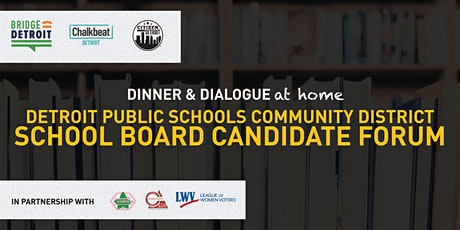"""Join us for a """"speed dating"""" forum with DPSCD school board candidates tickets"""