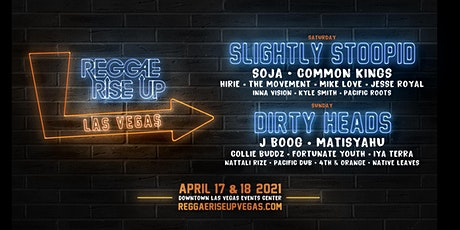 Reggae Rise Up Vegas Festival 2021 tickets