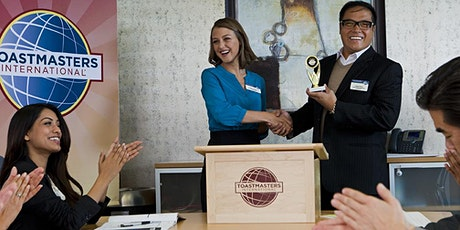 Prise de la parole devant un groupe - Toastmasters International billets