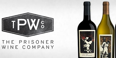 Prisoner Wines tickets