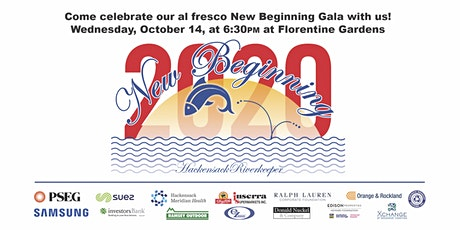 Hackensack Riverkeeper's New Beginning Celebration 2020 tickets
