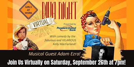 Girls at Work Virtual Diva Night 2020 tickets