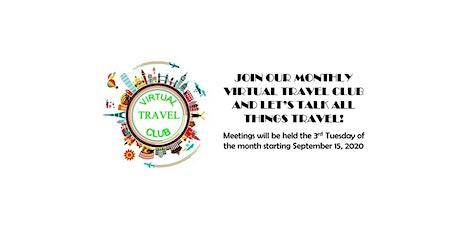 Virtual Travel Club tickets