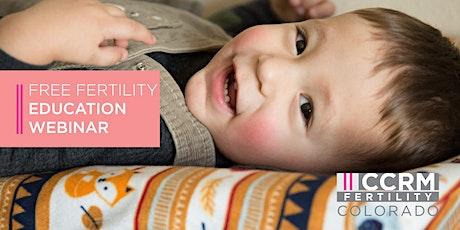 Free PCOS & Fertility Education Webinar - Denver, CO tickets