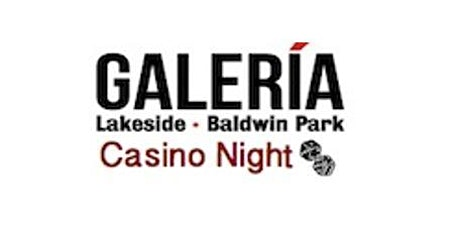 Galeria Casino Night to Support Breast Cancer Awareness tickets