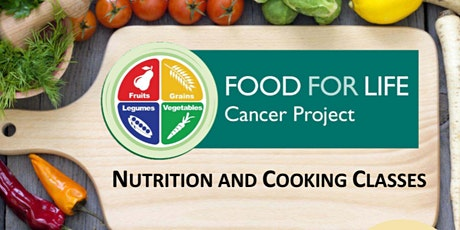 Plantspiration® VIRTUAL FFL Class: Cancer Fighting Compounds & Weight Cont. tickets