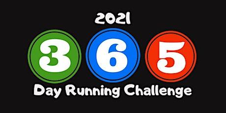 365 Day Running Challenge 2021 tickets