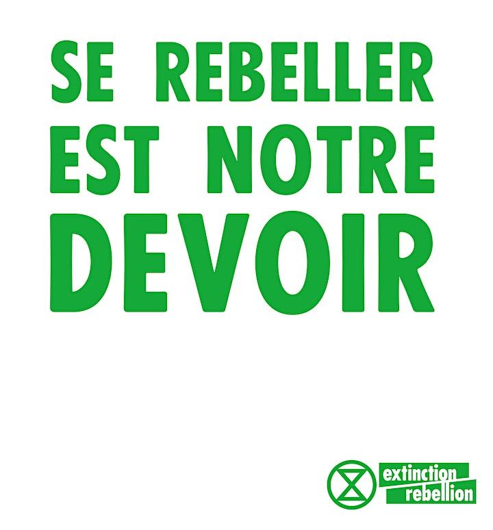 Image pour Accueil Nouveaux.elles Extinction Rebellion