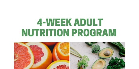 Adult Nutrition Program tickets