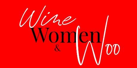 WE WILL Virtual   Wine, Women and Woo - GOTV tickets