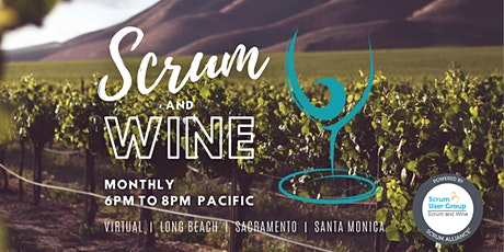 Scrum and Wine October Event tickets