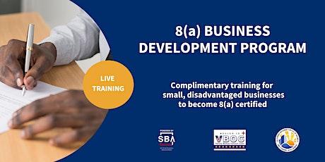 8(a) Business Development Program Series III tickets
