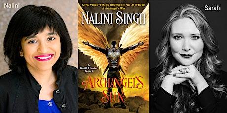 Nalini Singh with Sarah J. Maas: Archangel's Sun tickets