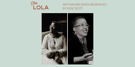 Anti-Racism Series Moderated by Rose Scott tickets