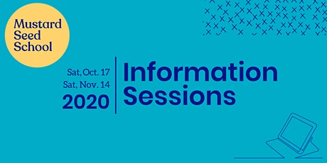 Information Sessions 2020 tickets