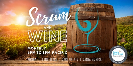 Scrum and Wine November Event tickets