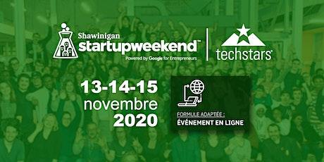 Startup Weekend Shawinigan - Édition 2020 billets