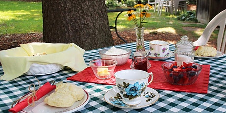 Harvest Tea at McCrae House Reservation tickets