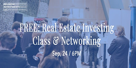 DON'T SURVIVE - THRIVE:  FREE REAL ESTATE CLASS & NETWORKING tickets