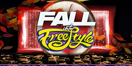Fall Into Freestyle:Adventureland Drive-In Concert Series tickets